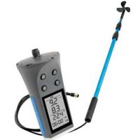 北京九州供应 FLOWATCH便携式流速仪/瑞士手持式流速温度测量仪