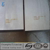 纯钛板 钛合金板 GR5钛板 高精度耐磨TC4钛板 TA1钛板 TA2钛