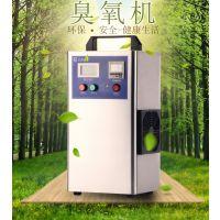 臭氧发生器 化妆品厂臭氧消毒机 水处理臭氧机移动式