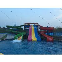 供应水上乐园设备,冲天回旋滑梯,水上乐园滑滑梯