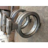 三偏心蝶阀密封面堆焊钴基材料 ,镍基材料,铜合金