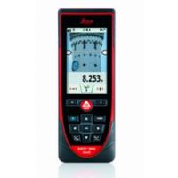 徕卡D810激光测距仪可以直接测量长度、宽度、面积、直径、周长等。徕卡D810 touc