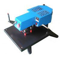 供应浙江 B1 38*38cm 气动高压 摇头压烫机 数码热转印机