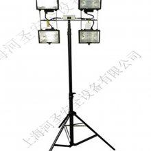 上海河圣供应全方位手动升降照明灯 便携式施工照明灯
