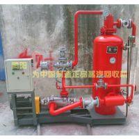 腾阳全自动节能型密闭式6T蒸汽回收机 蒸汽冷凝水回收装置