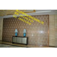 专业生产不锈钢屏风,钛金不锈钢屏风,镂空隔断屏风