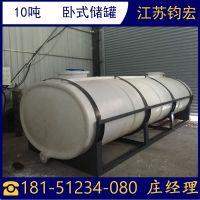 滚塑容器-安徽10吨卧式储存罐