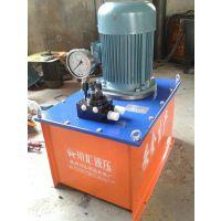 川汇液压机具厂(在线咨询)、青海电动泵站、专用电动泵站