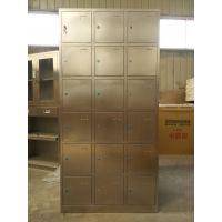 洛阳三威公司定做不锈钢更衣柜不锈钢柜厂家13938894005梁经理