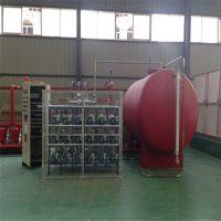 18吨消防不锈钢水箱成套供水设备消防气体顶压给水设备CCC认证