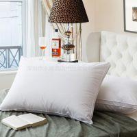 批发床上用品 颈椎枕头防螨抗菌全棉纤维宾馆酒店枕芯保健化纤枕