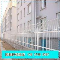 锌钢围栏@小区锌钢围栏@防攀爬锌钢围栏厂家