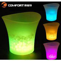 发光冰桶 酒吧用品 发光产品 LED冰桶 亚克力冰桶 塑料冰桶