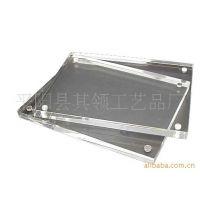 亚克力有机玻璃相架相框DIY相框拆卸横竖照片厂家直销磁铁吸合