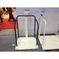 200kg轮椅电子秤,不锈钢轮椅地磅,超低轮椅电子秤直销