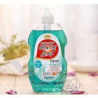 韩国 立奥芳 厨房清洗餐具专用清洁剂 天然高效洗涤剂800g