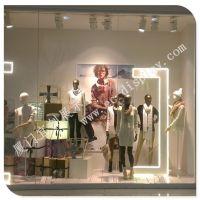 2015 圣诞秋冬橱窗 橱窗展示道具 商业美陈 店铺橱窗
