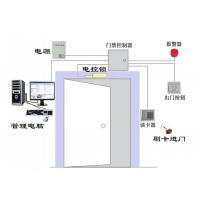 中安博科技弱电玻璃门维修 阿里地弹簧 道闸门禁考勤机IC卡安装