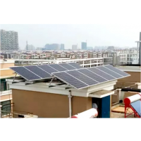 供应宁夏地区太阳能发电板 太阳能板价格 宁夏程浩新能源销售及安装太阳能发电机组