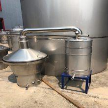 圣嘉生料烧酒设备低价促销 多功能烤酒用甑锅型号