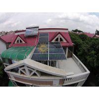 家用太阳能发电系统绿色低碳能源