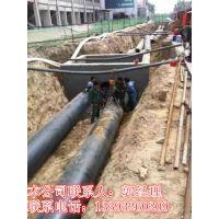 大连市聚氨酯钢套钢保温管\电力直埋蒸汽保温管