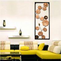 铁艺立体壁饰家居壁挂饰电视背景墙上装饰品创意客厅墙饰软装挂件