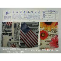 新款米高发泡欧美国旗西班牙澳洲国旗花瑶发泡化妆包箱包书包面料