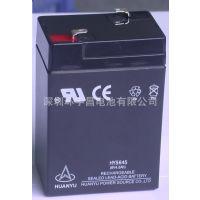 6V4.5AH铅酸电池 UPS蓄电池