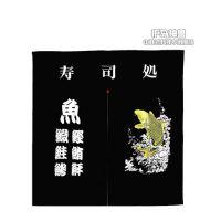 JN13 日式料理门帘 传统和风和服出入口门帘 日式料理店专用挂帘