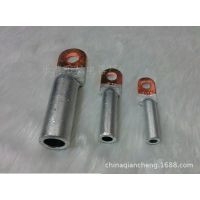 供应DTL-120铜铝接线端子 电缆终端接头 铜铝过渡鼻子 性价比高