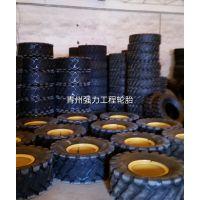 供应7.00-12实心装载机工程轮胎,超耐磨