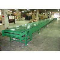小型链板组装输送线|供应广州链板线配件|摩托车组装链板生产线
