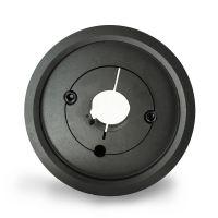 无锡帛扬锥套皮带轮生产气泵皮带轮spz450-05
