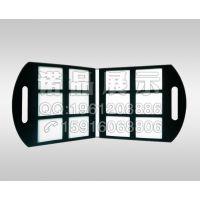 供应石英石样品盒/大理石样板册/展示夹