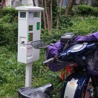 3路户外充电桩 立式小区刷卡充电站 电动车充电器 电动自行车充电插座