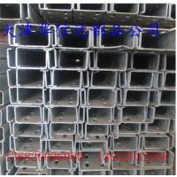专业定制镀锌光伏发电支架 配件 热镀锌光伏支架