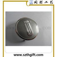 供应铝料酒标 金属四色渐变印刷酒标来图稿定做 深圳同辉五金