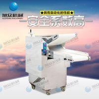 供应旭众牌YMZD-350自动压面机 面制品配套设备 不带撒干粉压面机