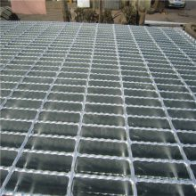 专业生产 护栏格栅 铝合金格栅板 对插钢格板(方型孔),安平冠成