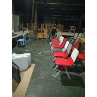工厂订制麦当劳板式餐桌椅 麦当劳餐现代桌椅 上海忱净家具厂