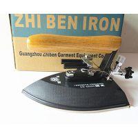 直本ZB-600H烫斗,制衣厂压皱烫斗,外接蒸汽烫斗,制衣厂熨斗
