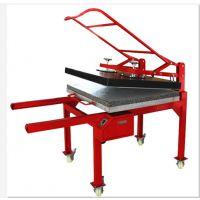 供应60*80cm平板烫画机T恤印花机服装热转印机烫画机热升华转印机