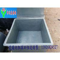 厂家供应各种玻璃钢花盆容器 花盆内胆 花钵/花箱