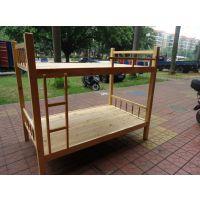 新款实木儿童床 子母床 高低母子床上下铺实木双层床
