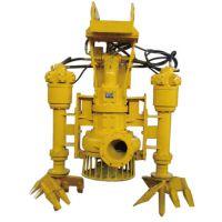 挖掘机液压驱动潜水泥砂泵