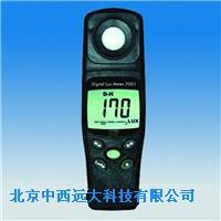 供应数字照度计/光亮强度测量仪 型号:S93/7001库号:M392571