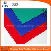 16*12 100%cotton flame retardant fabric