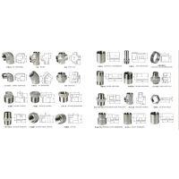 304/316低压螺纹弯头、三通、管箍、活接头、补心、外丝、堵头