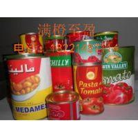 意大利番茄罐头进口报关公司